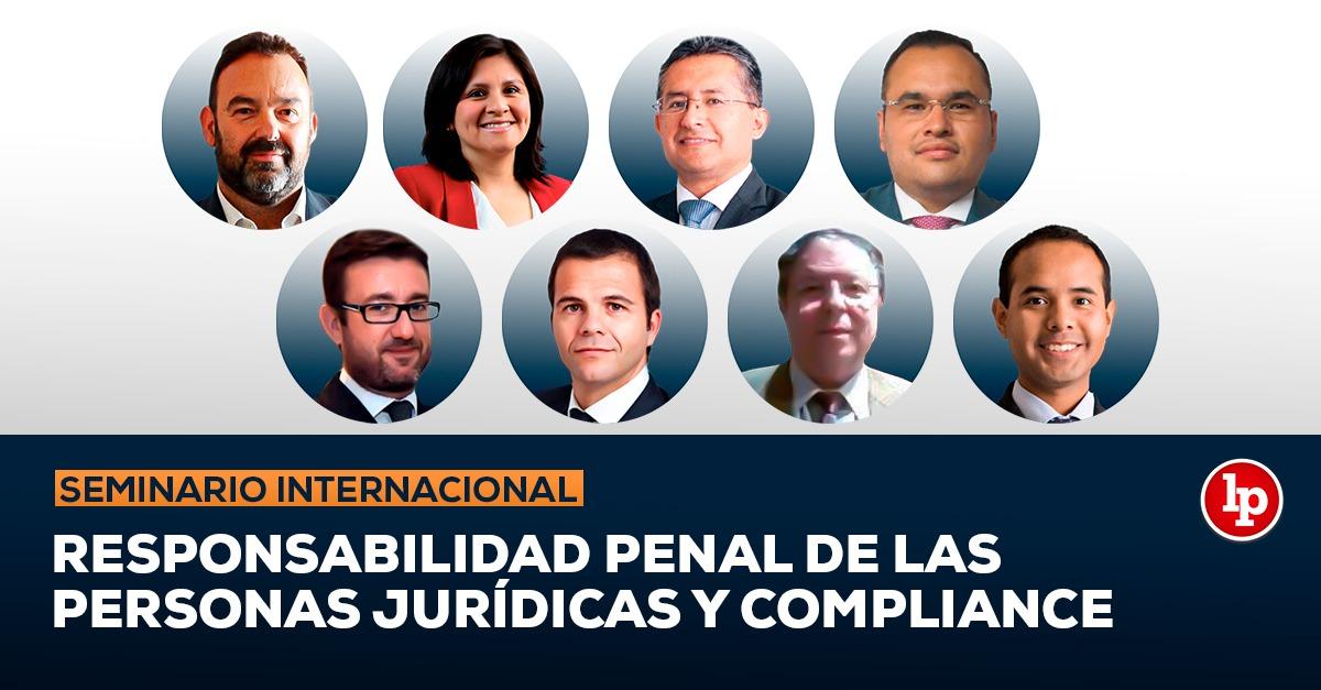 Seminario internacional gratuito «Responsabilidad penal de la persona jurídica y compliance»