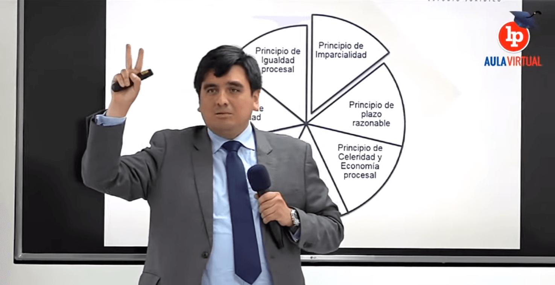 Principios del nuevo proceso penal